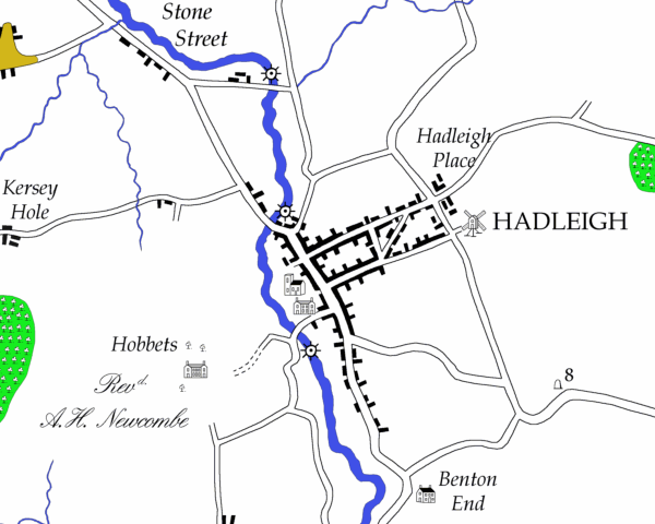 Extract: Hadleigh
